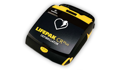 Defibrilátor Lifepak CR PLUS